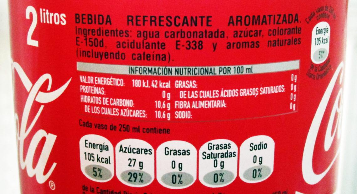 Industria de bebidas hace un llamado a que se regule el sistema etiquetado  informativo – Gestión Solidaria